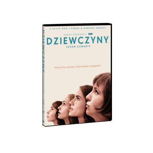 Girls, season 4 (2 dvd) Dziewczyny, sezon 4 (2xdvd) - darmowa dostawa kiosk ruchu