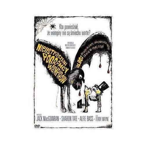 Nieustraszeni pogromcy wampirów (DVD) - Roman Polański