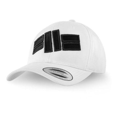 Pit bull snapback classic front logo biały - biały marki Pit bull west coast