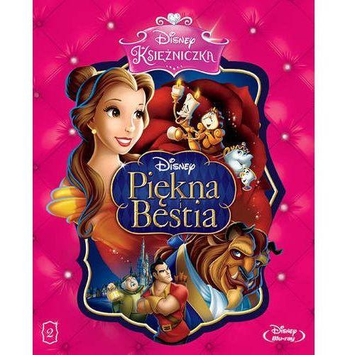 PIEKNA I BESTIA (2014) (BD) DISNEY KSIĘŻNICZKA (Płyta BluRay)