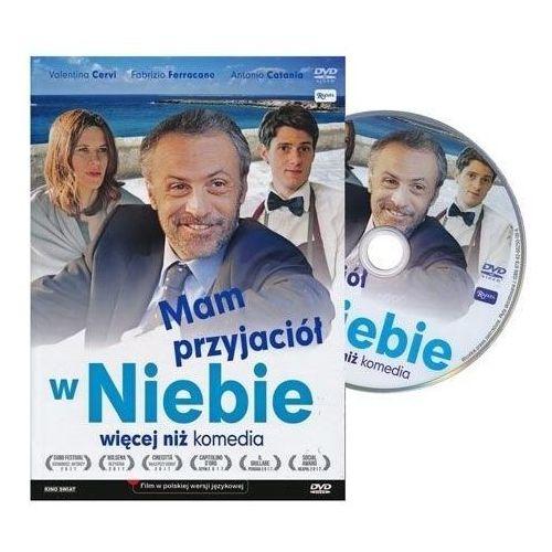 Mam przyjaciół w Niebie. Film DVD