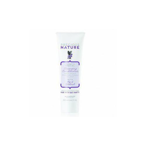 Alfaparf milano Alfaparf precious nature odżywka oczyszczająca do włosów zmęczonych zabiegami, 250 ml (8022297049113)