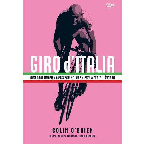 Giro d?Italia - Colin O?Brien (320 str.)