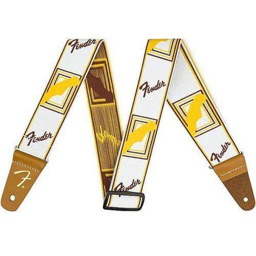 Fender monogrammed w/b/y pasek