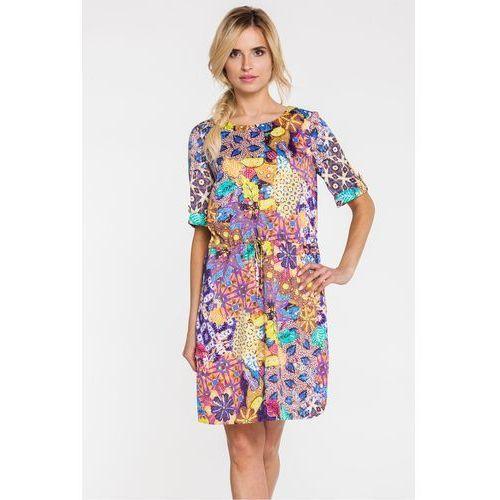 Letnia sukienka w stylu boho - Potis & Verso