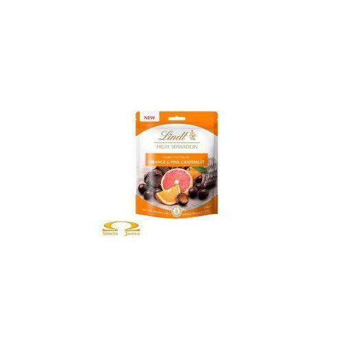 Czekoladki sensation fruit orange & grapefruit 150g marki Lindt