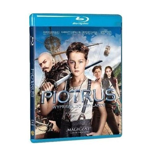 Joe wright Piotruś. wyprawa do nibylandii (blu-ray) (płyta bluray) (7321999340292)