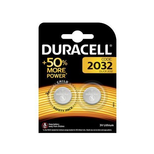 Baterie dl/cr 2032 2szt. marki Duracell
