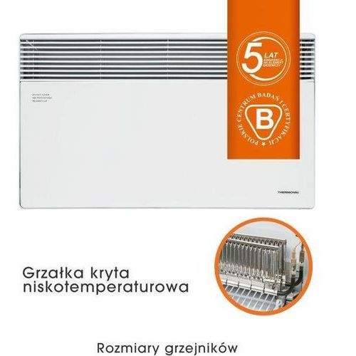 Thermoval Grzejnik konwektorowy ścienny t17-2500w