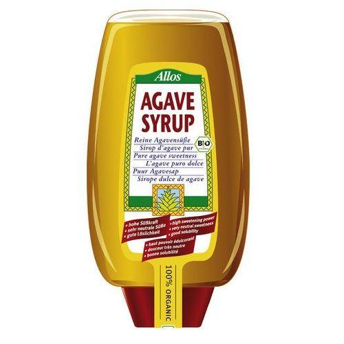 Syrop z agawy bio 690 g (500 ml) - allos marki Allos (konfitury, musli, batony, syropy z agawy)