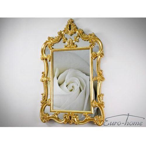 Lustro wiszące Sacro 90x145 - złoty, d2-5830