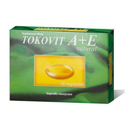 Tokovit A+E natural x 30 kapsułek