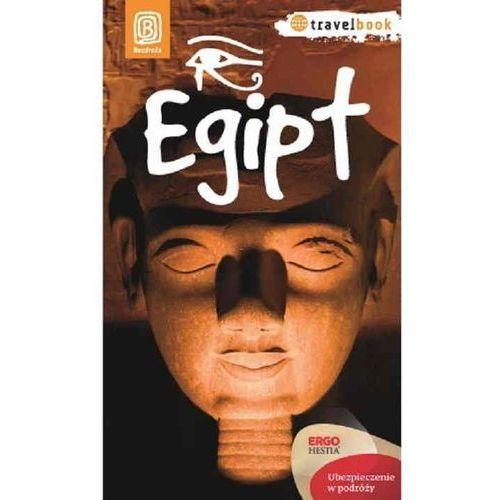 Egipt. Travelbook. Wydanie 1, Szymon Zdziebłowski