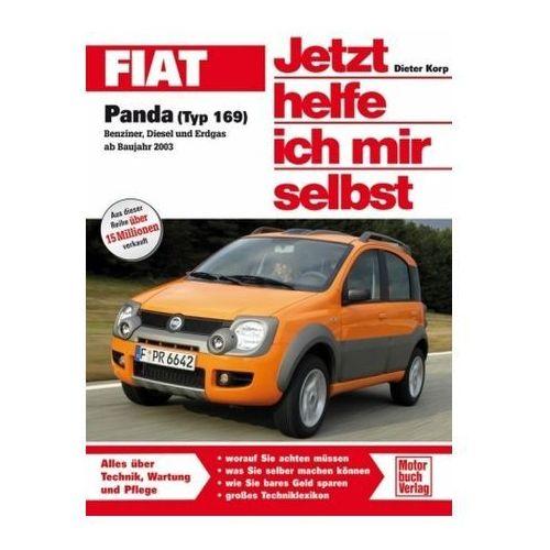 Fiat Panda (Typ 169) Benziner, Diesel und Erdgas ab Baujahr 2003 (9783613032552)
