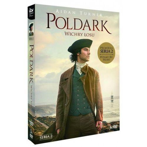 Best film Poldark wichry losu seria 2 3dvd (5906619095114)