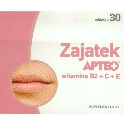 Zajatek APTEO witamina B2 + C + E ,30 tabletek - oferta [052fd741e33fd4a5]