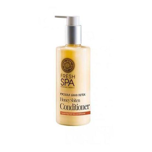 Natura Siberica Fresh Spa Bania Detox odżywka odnawiająca (Honey Sbiten) 300 ml