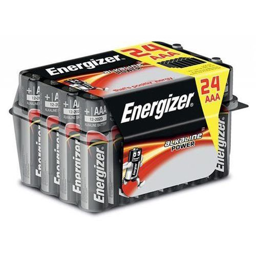 Bateria ENERGIZER Alkaline Power, AAA, LR03, 1,5V, 24szt., EN-414677