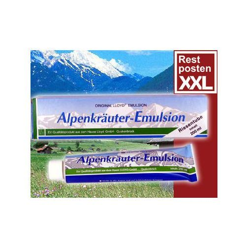 Emulsja ALPENKRÄUTER Emulsion 200ml, Nouvelle, Niemcy z Hurtownia Suplementów Diety i Kosmetyków Relax
