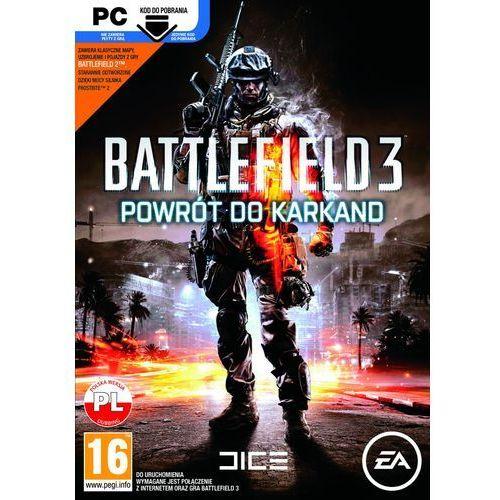 Battlefield 3 Powrót do Karkand (PC)