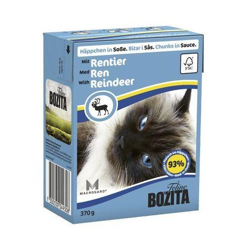 BOZITA Cat Renifer W Sosie 16 x 370g