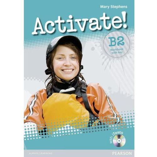 Activate! B2 Workbook with key + iTest CD (104 str.)