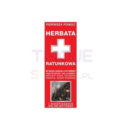 HERBATA CZARNA RATUNKOWA 50g (5901924426226)