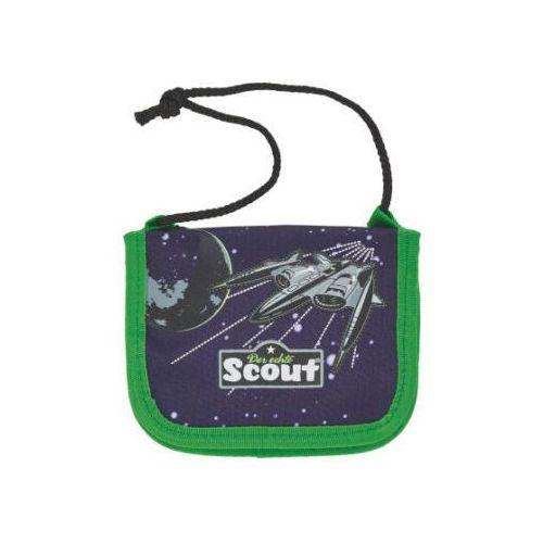 Scout portfel iii - space (4007953400594)