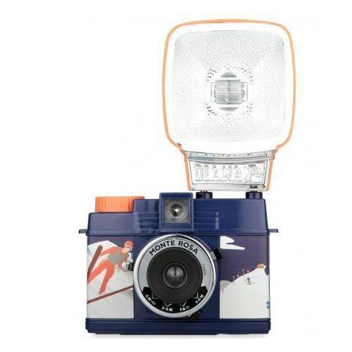 "Lomography diana mini ""monte rosa edition' aparat fotograficzny na film typ 135"