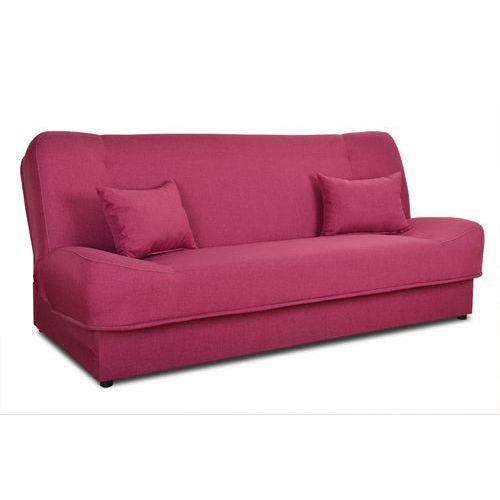 Meble-bogart Wersalka inka różowa - wyprzedaż