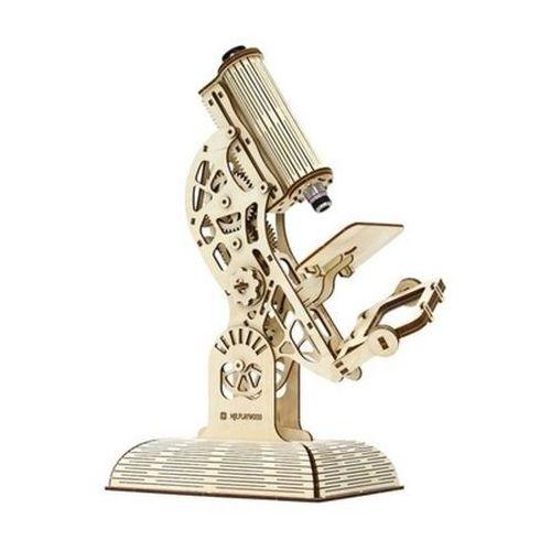 3D puzzle Mikroskop 104 dílků