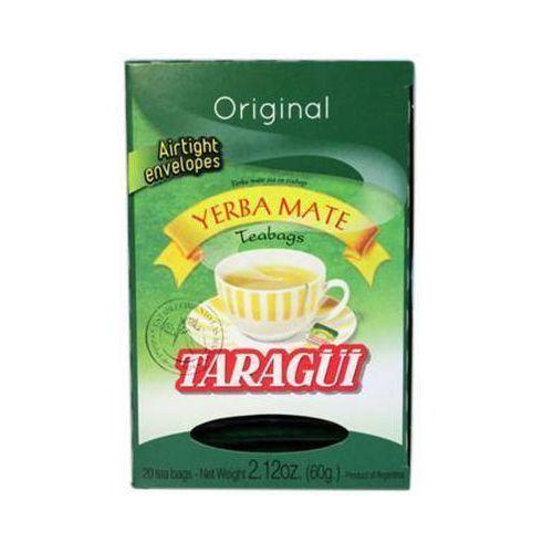 Yerba mate 20x3g original herbata yerba mate w saszetkach marki Taragui
