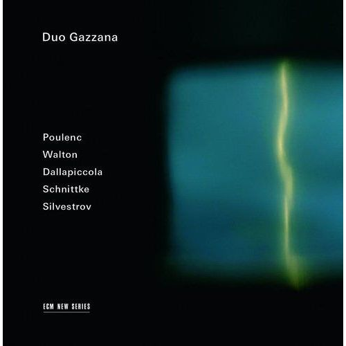 SCHNITTKE/POULENC/SILVESTROV/WALTON/DALLAPICCOLA - Duo Gazzana (Płyta CD), 4810894