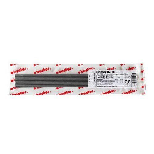 Elektroda nierdzewna INOX 2,5x350mm 10szt Bester - produkt z kategorii- akcesoria spawalnicze