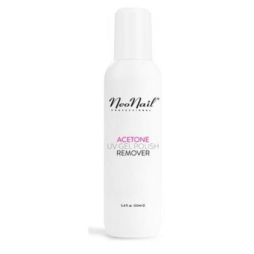 NeoNail ACETONE UV GEL POLISH REMOVER Czysty aceton kosmetyczny (100 ml)