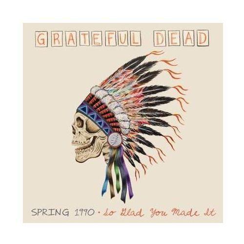 Warner music / rhino Grateful dead - spring 1990-so glad you made i