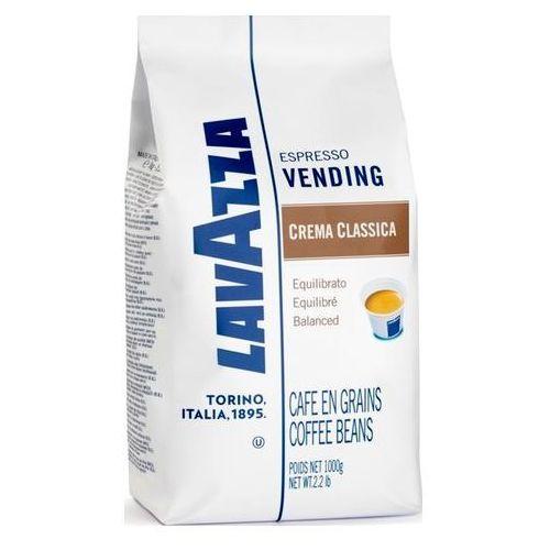 Kawa ziarnista espresso vending crema classica 1kg marki Lavazza
