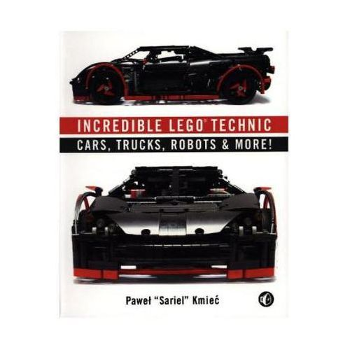 Incredible LEGO Technic, No Starch Press,US