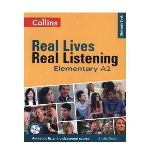 Real Lives Real Listening Elementary. Podręcznik, oprawa miękka