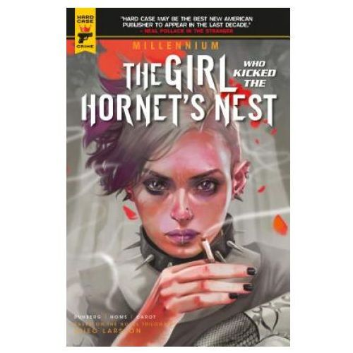 Girl Who Kicked the Hornet's Nest - Millennium Volume 3 (9781785863455)