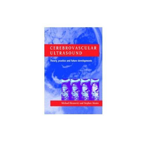 Cerebrovascular Ultrasound (9780521632232)