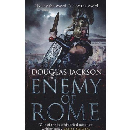 Enemy of Rome - Wysyłka od 3,99 - porównuj ceny z wysyłką (9780552167949)