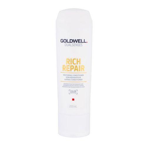 Goldwell promocja dualsenses rich repair odżywka regenerująca 200ml