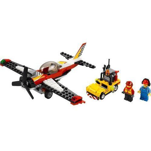 Lego City Samolot kaskaderski 60019 z kategorii: klocki dla dzieci