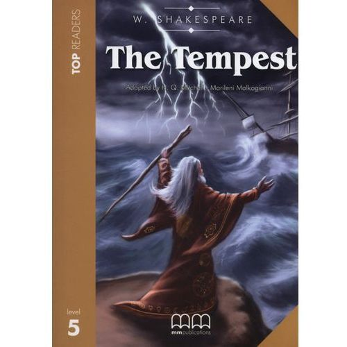 The Tempest Top Readers Level 5 - Dostawa 0 zł, H.Q. Mitchell