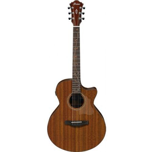 Ibanez AE295-LGS Natural Low Gloss gitara elektroakustyczna