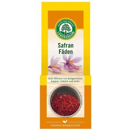 Lebensbaum (przyprawy, herbaty, kawy) Szafran nitki bio 0,5 g - lebensbaum (4012346160900)