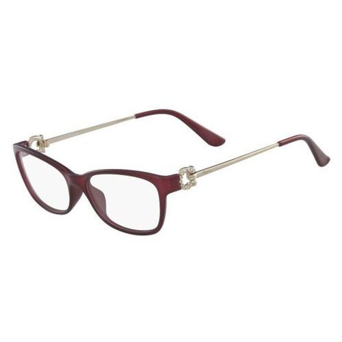 Salvatore ferragamo Okulary korekcyjne sf 2799r 603