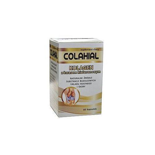 Colahial - kolagen z kwasem hialuronowym x 60 kaps - kapsułki na zapalenie stawów