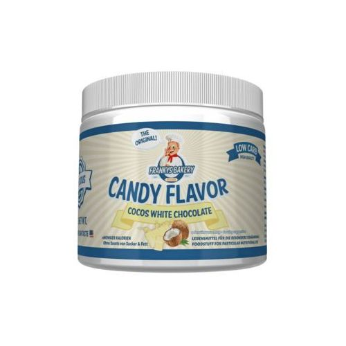 Franky's Bakery - Candy Flavor - Aromat 200g - Kokos i Biała Czekolada (4313042737251)